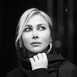 گوشواره عجیب آنا نعمتی در اکران فیلم ماحی + عکس