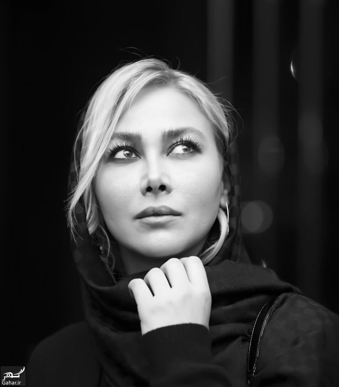 BQjFUFBBeeL 1 گوشواره عجیب آنا نعمتی در اکران فیلم ماحی + عکس