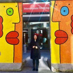عکس های نرگس محمدی در جشنواره برلین _ آلمان