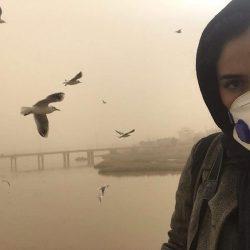 اینستاگردی:بازیگران با ماسک به اهواز سفر کردند/عکس