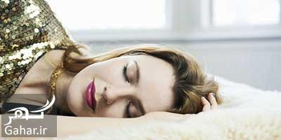 ar4 7383 عوارض خطرناک خوابیدن با آرایش