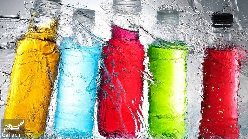 colorful drinks detox juices 990x556 compressor نوشیدنی های مفید برای دفع سموم بدن