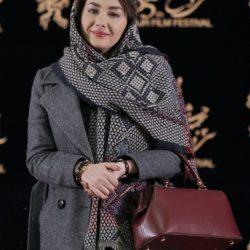 بازیگران در روز یازدهم از سی و پنجمین جشنواره فجر؛عکس
