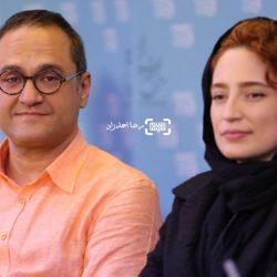 """نشست خبری فیلم """"نگار"""" در سی و پنجمین جشنواره فجر + عکس"""