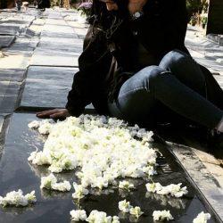 دیدار الناز حبیبی با مادرش + عکس