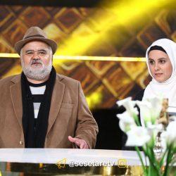 اکبر عبدی در سه ستاره از ازدواج دخترش گفت