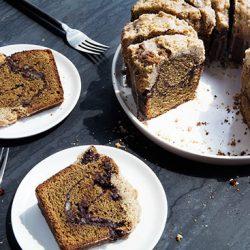 دستور تهیه کیک دارچین با قهوه