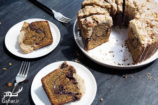 تهیه کیک دارچین دستور تهیه کیک دارچین با قهوه
