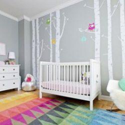 اصول و راهنمای دکوراسیون اتاق نوزاد