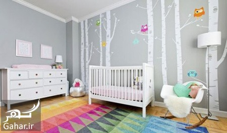 دکوراسیون اتاق نوزاد اصول و راهنمای دکوراسیون اتاق نوزاد