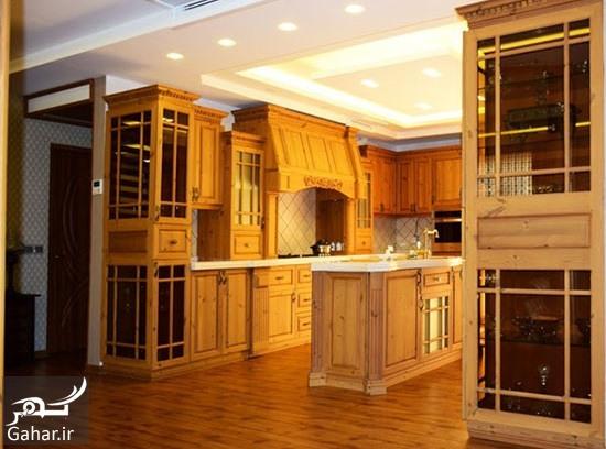 دکوراسیون کابینت آشپزخانه راهنمای کامل تغییر دکوراسیون کابینت آشپزخانه