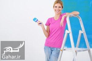 رنگ کردن خانه اگر قصد رنگ کردن خانه را دارند بخوانید