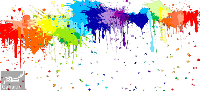 زشت ترین رنگ های دنیا زشت ترین رنگ های دنیا را بشناسید