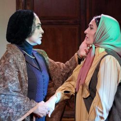 عکس جدید رویا نونهالی و گلاره عباسی در سریال شهرزاد ۲