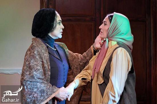 سریال شهرزاد 2 عکس جدید رویا نونهالی و گلاره عباسی در سریال شهرزاد 2