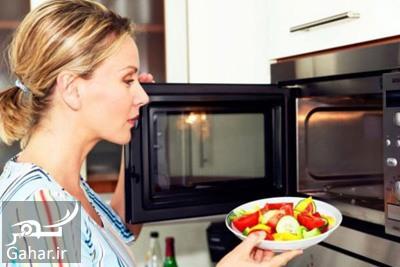 ماکروویو غذاهایی که نباید در ماکروویو گرم شوند