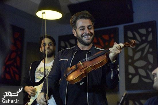 محمدرضا گلزار آماده شدن محمدرضا گلزار برای اجرای بزرگ در تهران