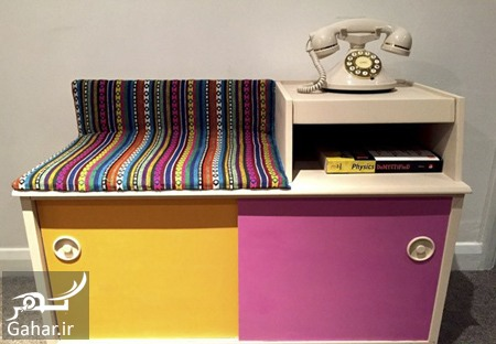 میز تلفن در دکوراسیون تاثیر میز تلفن در دکوراسیون داخلی