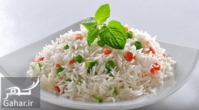 پخت برنج فوت های کوزه گری در پخت برنج