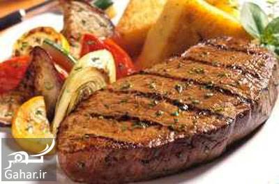 پخت گوشت آموزش روش صحیح پخت گوشت