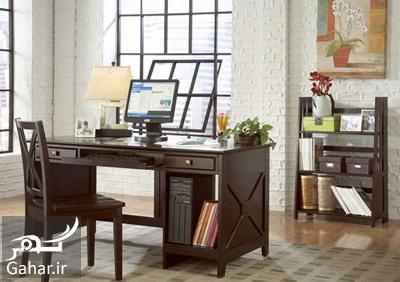 چیدن میز کار اصول ساده و مهم در چیدن میز کار