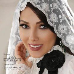 لیلا اوتادی مدل عروس شد + عکس