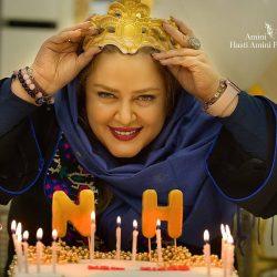عکس / جشن تولد بهاره رهنما در مراسم رونمایی از برند ایرانی