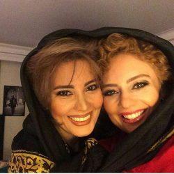 یکتا ناصر و خواهرش به همراه دخترانشان + عکس