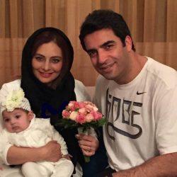 عکسهای دیدنی از اولین سالگرد ازدواج یکتا ناصر و منوچهر هادی
