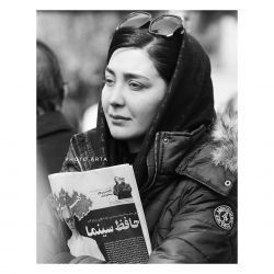 عکس / پست اینستاگرام مریم معصومی برای زنده یاد علی معلم