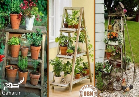 باغچه آویز آموزش ساخت باغچه آویز در منزل