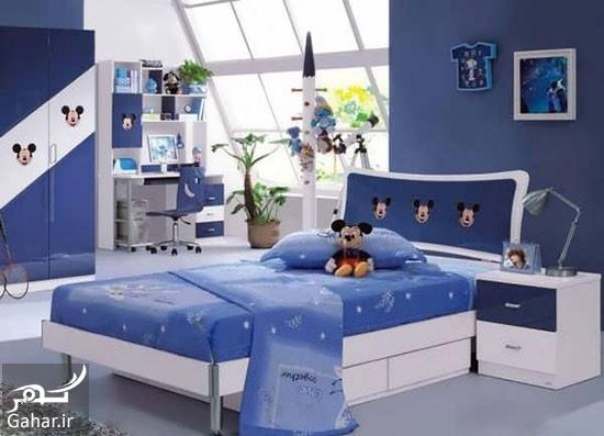 دکوراسیون اتاق بچه 1 دکوراسیون اتاق بچه ؛ دخترانه و پسرانه