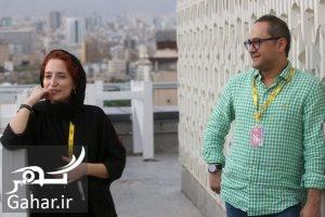 حمایت رامبد جوان از نگار جواهریان و مسئولان جشنواره