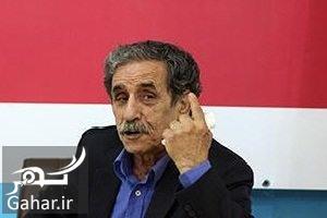 محمود بصیری مصاحبه با محمود بصیری در مورد شایعه مرگش