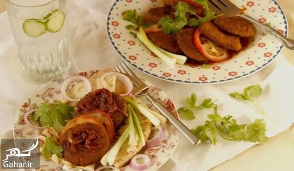 کباب زردک طرز تهیه کباب زردک یک غذای متفاوت