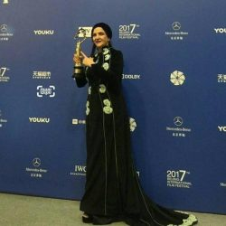 گلاب آدینه بهترین بازیگر زن در جشنواره پکن شد