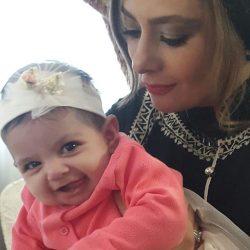 عکس زیبای یکتا ناصر و دخترش در اینستاگرام