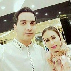 اینستاگردی/عکس محسن یگانه و همسرش