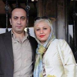 ماجرای ازدواج عارف لرستانی و همسرش ؛ عکس