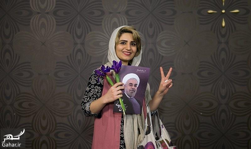 hamian rohani عکسهای همایش بانوان حامی روحانی در تهران