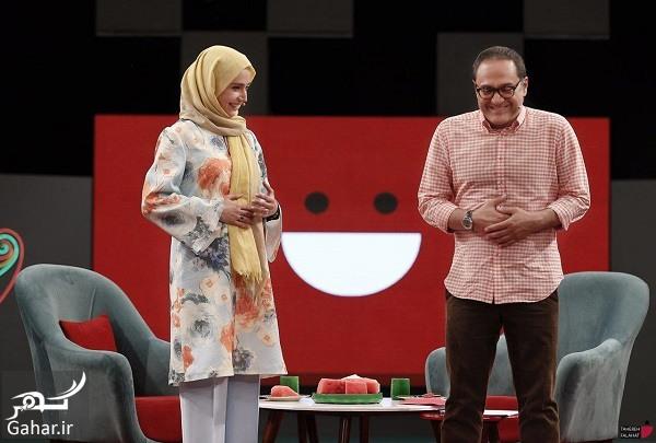 حضور شبنم قلی خانی در خندوانه + گزارش, جدید 1400 -گهر