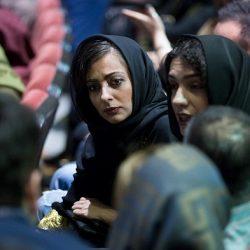 عکسهای بازیگران در مراسم چهلم عارف لرستانی