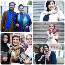 عکس های بازیگران در مراسم رونمایی از کتاب کوروش