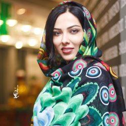 عکس/ تیپ متفاوت لیلا اوتادی در مراسم افتتاحیه فیلم «آشوب»