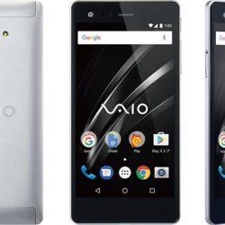 گوشی اندرویدی VAIO معرفی شد