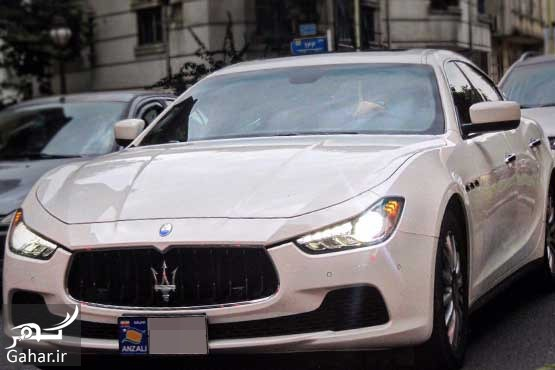 636297549910444179 عکس خودروهای لوکس در منطقه آزاد انزلی