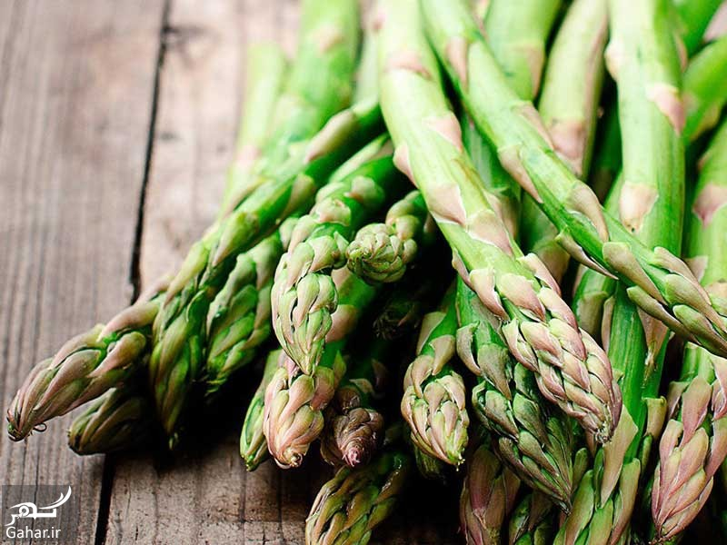 Asparagus معرفی خواص مارچوبه
