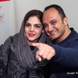 عکس جدید احسان کرمی و همسر و فرزندش