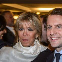 درباره همسر رئیس جمهور جدید فرانسه با ۲۵ سال اختلاف سنی ؛ عکس