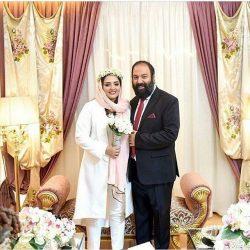 ازدواج نرگس محمدی بازیگر نقش ستایش با علی اوجی ؛ عکس